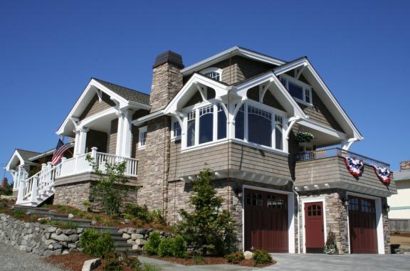 Exterior Trim exterior trim work on home exteriors - exterior detail