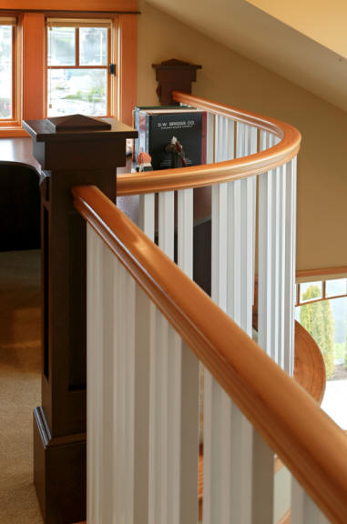Click to find out more about Custom Stair Systems